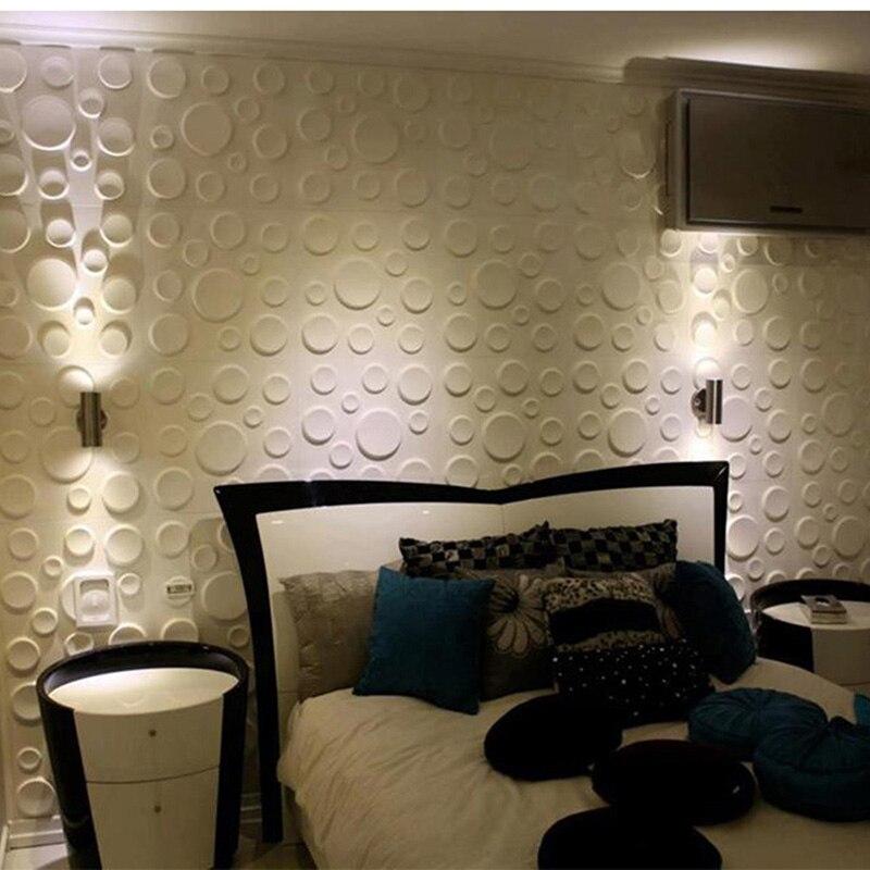 diy d etiqueta de la pared de ladrillos para tv dormitorio sala de estar paneles de