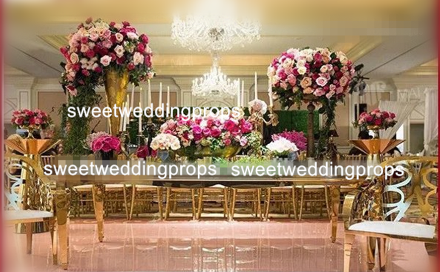 US $400 0 |new style wedding stage props for sale / event wedding aisle  decoration-in Glow Party Supplies from Home & Garden on Aliexpress com |