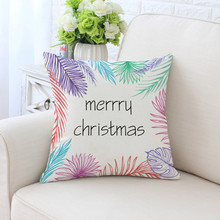 BZ114 Modern Style Pillowcase Pillow Cover Machine Washable Home Textile 45cm*45cm/18x18 Inch