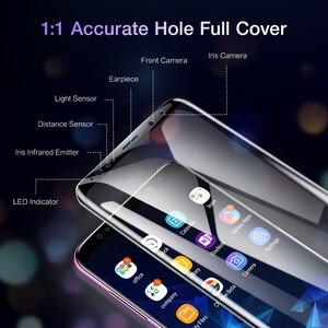 Image 4 - FLOVEME Protector de pantalla de cobertura completa para Samsung Galaxy S10, S8, S9, S10 Plus, S10e, Note 8, 9, 3D, película protectora suave curva, no cristal