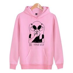 alien Hoodies women 3D Printed Pullovers Sportswear Sweatshirts female kpop W4710 1
