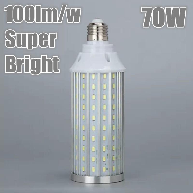 100lm W Super Bright 70w Led Bulb E40 Ce Rohs Ac110v 220v