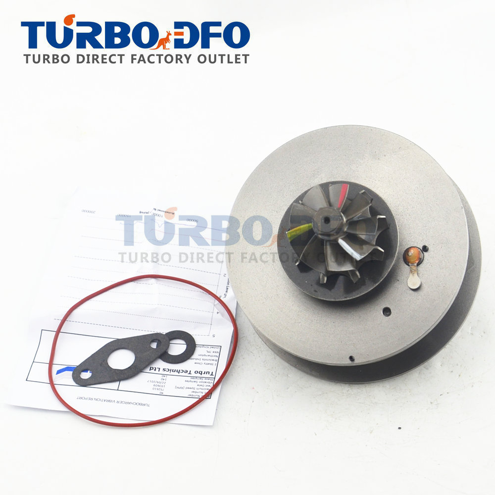 Balanced turbocharger kit GTA2052V turbo core assy CHRA CARTRIDGE 752610 for Land-Rover Defender 2.4 TDCI 103 KW Puma 1435057