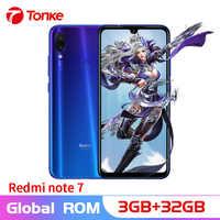 "2019 Xiaomi handy Redmi Hinweis 7 3GB RAM 32GB ROM Snapdragon 660 Octa Core 6,3 ""19,5: 9 volle Bildschirm 48MP Dual Kamera Typ-C"