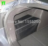 Rear trunk storage box, auto car storage bag for CRUZE 2009 sedan ,auto interior accessories