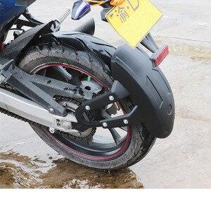 Image 5 - Xe Máy Phía Sau Chắn Bùn Bùng Bùn Nắp Chắn Bùn Cận Vệ Blavk Dành Cho Xe Honda CBF 190r CBR 190x Cbf150