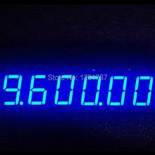 Синий 0,1-60 МГц 20 МГц до 2400 МГц 2,4 ГГц радиочастотный сигнал счетчик частоты частотомер тестер