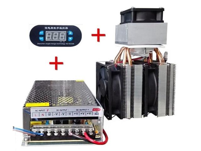 Mini Peltier Kühlschrank Kaufen : Semiconductor kühler klimaanlage kit v mini kühlschrank