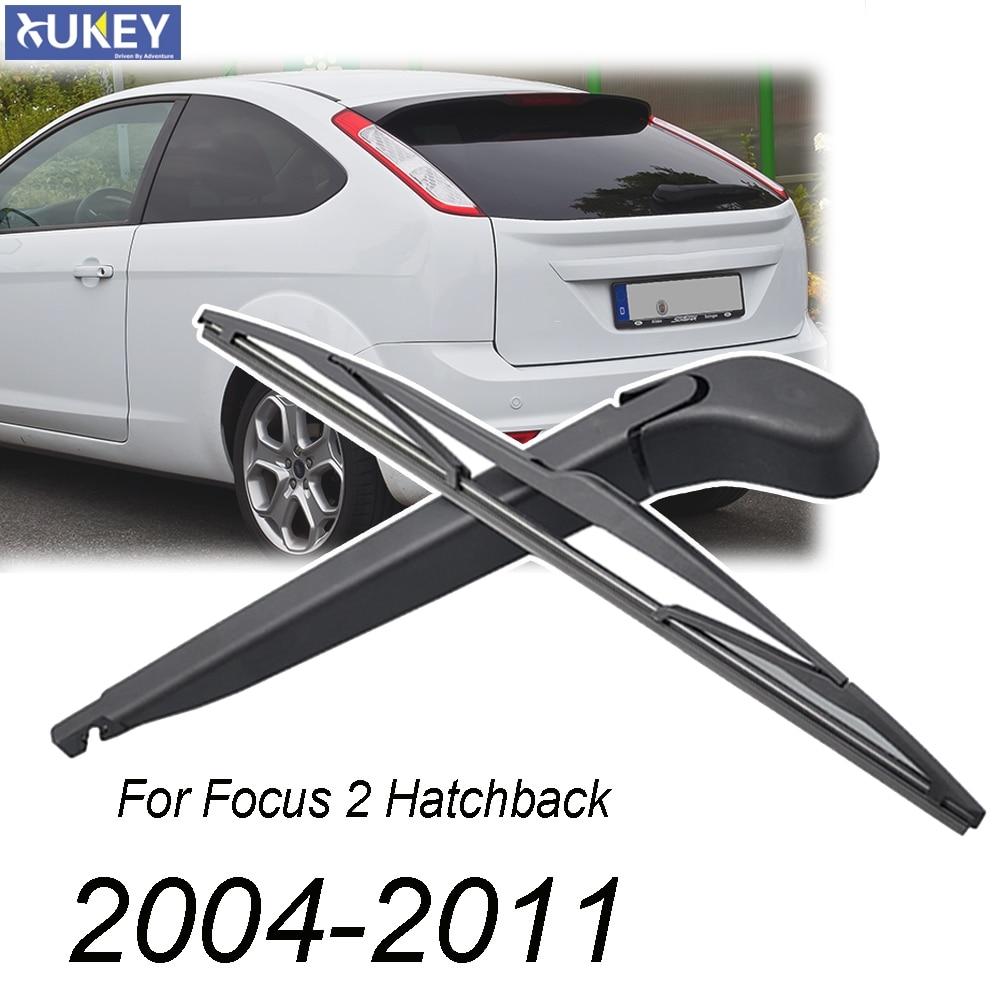 Rear Wiper Blade 14 Inch 350mm Exact Fit For Mazda 3 Hatchback 2008-Onwards
