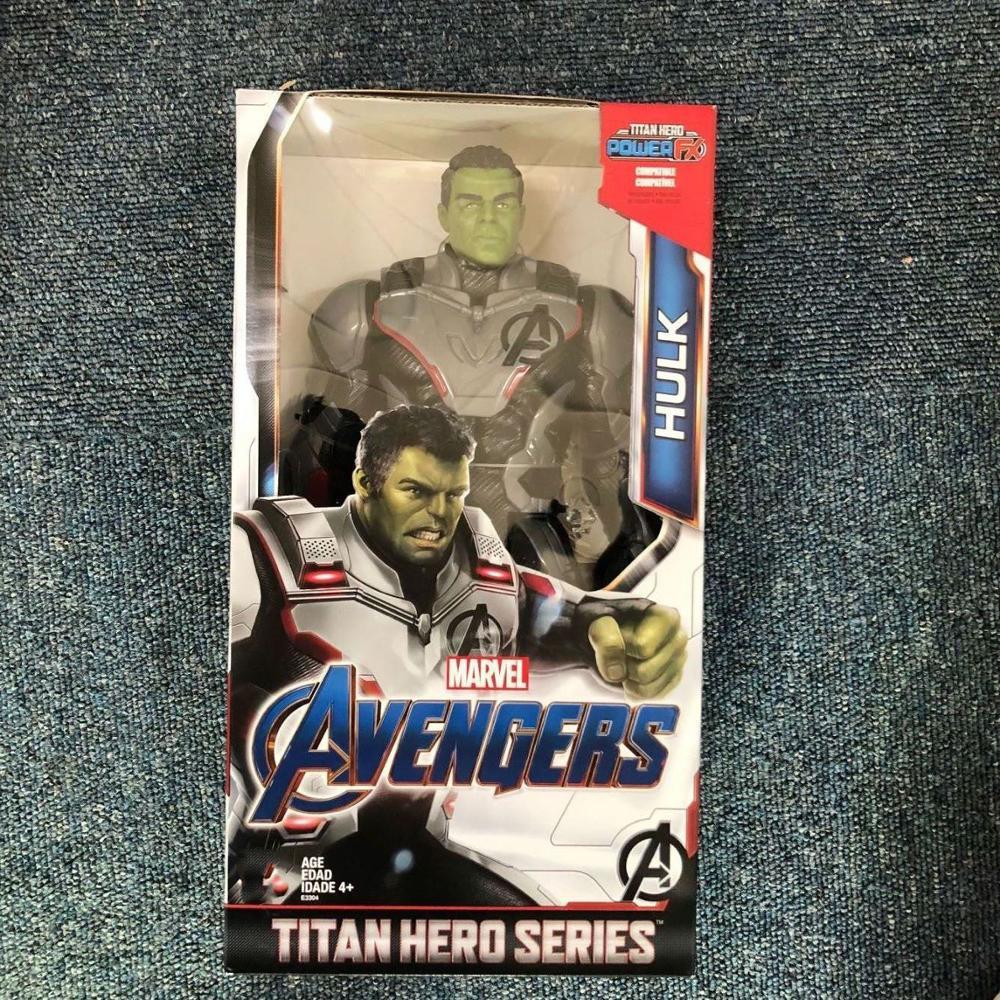 Original authentique Marvel légendes série Avengers: Endgame 30 cm Hulk figurine d'action Marvel univers cinématographique à collectionner