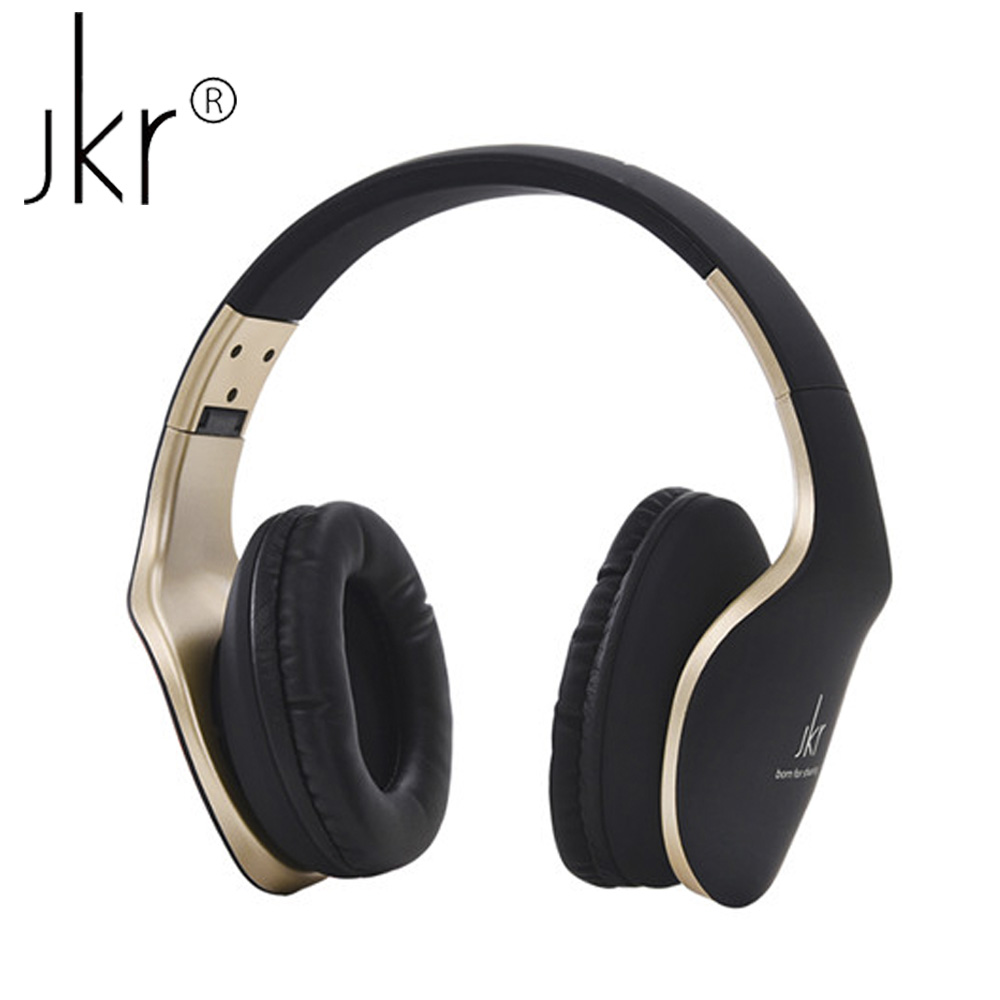 JKR 102 Verdrahtete Kopfhörer Hifi Headset Casque Audio Für Telefon Computer-Spieler Kopfhörer Kopf Ohr Sluchatka Kulakl Headfone