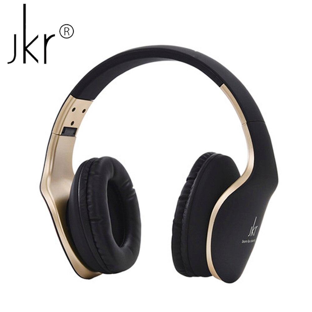 JKR 102 auriculares Hifi Casque Audio auriculares para la computadora del teléfono auriculares reproductor cabeza Auricular Sluchatka Kulakl Headfone