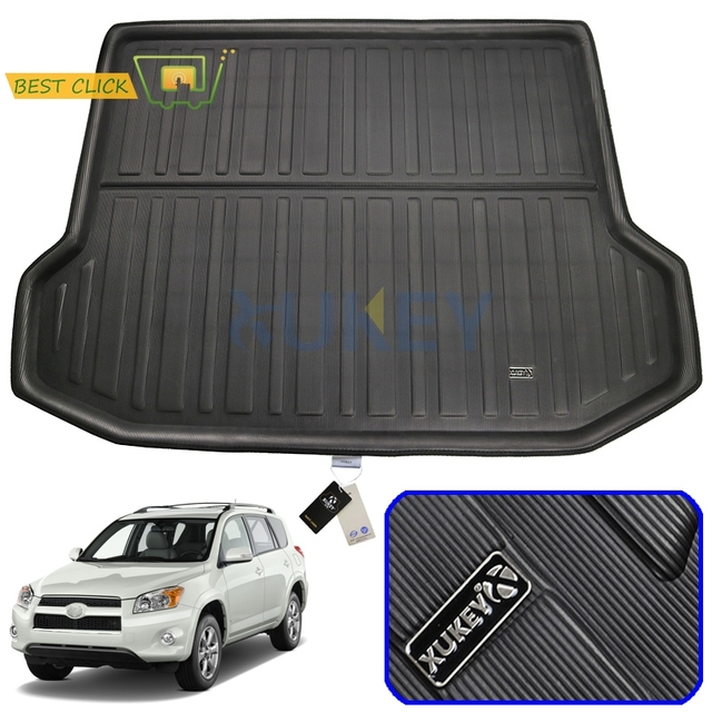 Accessories For Toyota Rav4 Rav 4 5seater 2006 2012 Rear Trunk Tray