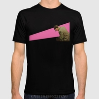 Spring Summer New Arrivals Men T Shirts Urban Planning Short O Neck Novelty Cotton Tees Homme