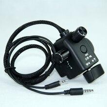 Регулируемая Диафрагма Фокус Увеличить Управление Лер кабель Пульты дистанционного управления коробка AG-AC90AMC HPX260MC AC130MC