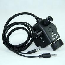 Caja de Cable de Control Remoto Controlador de Apertura de Zoom de Enfoque ajustable AG-AC90AMC HPX260MC AC130MC