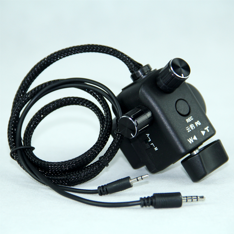 Adjustable Aperture Focus Zoom Controller Cable Remote Control Box AG-AC90AMC HPX260MC AC130MC