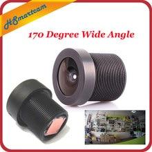 1.8mm CCTV עדשת 850nm מסנן 170 רחב זווית IR לוח M12 IR לחתוך מסנן FPV 940nm 650nm IR עבור אבטחת מצלמה
