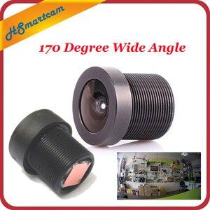 Image 1 - 1,8mm CCTV Objektiv 850nm filter 170 Weitwinkel IR Bord M12 IR Cut Filter FPV 940nm 650nm IR für sicherheit Kamera