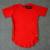 Verano Sólido Algodón Negro Blanco Rojo Verde Del Ejército Lado de Cobre Cremallera Botín Camiseta Tyga Hip Hop Camiseta