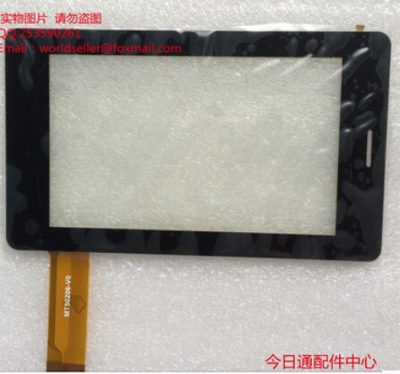 New 5inch MID Black Touch Screen Panel Digitizer Glass MT50206-V0 for 5'' CUBE Tablet PC Sensor Screen Free Shipping new capacitive touch screen yj312fpc v0 touch panel digitizer glass sensor for yj312fpc v0 mid touch screen glass