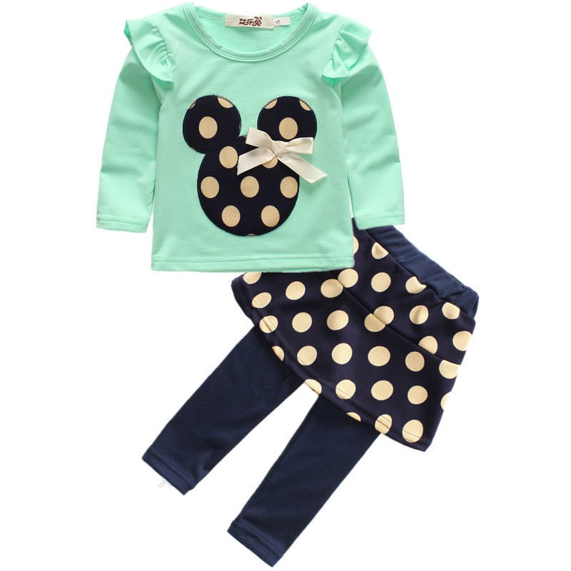 Toddler Girls Clothes Sets (14)