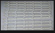 2pcs/lot 505mm*12mm 6leds LED Backlight Lamps SVS480A07_REV3-6LED w/ Optical special Lens Fliter for SAMSUNG TV Monitor New