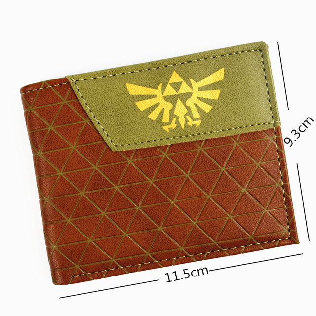 New Arrival Game  Wallet Cute Men's Short Purse High Quality With Coin Pocket for Young and Boy SE 3