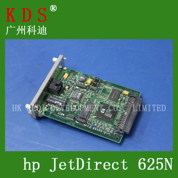1 pcs/lot printer spare parts for HP parts 625N Network board