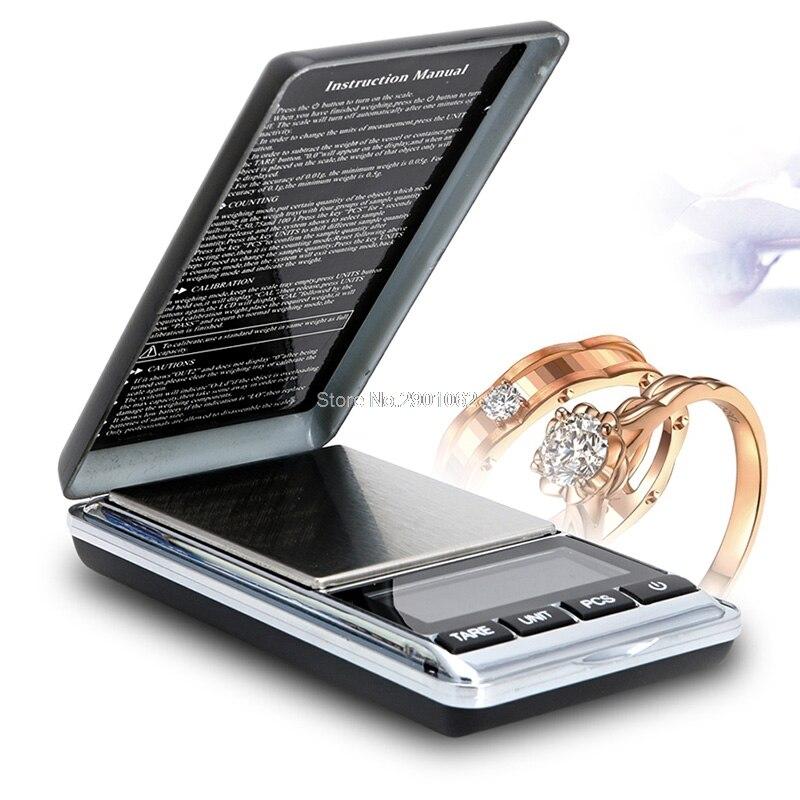 1000g x 0.1g Digital Scale Mini Electronic Jewelry Diamond Pocket Jewelry Gram Schmuck sagt -B119