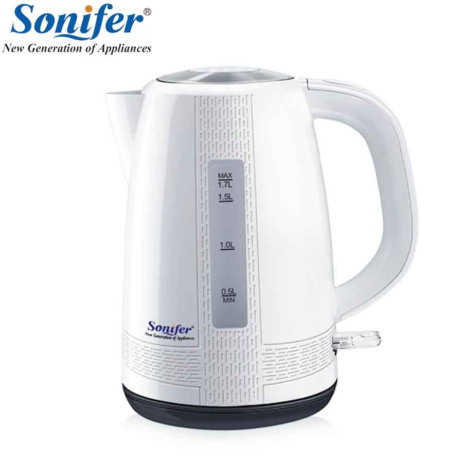 1.7L Original Electric Kettle 1500W Household Quick Heating Electric Boiling Pot Sonifer