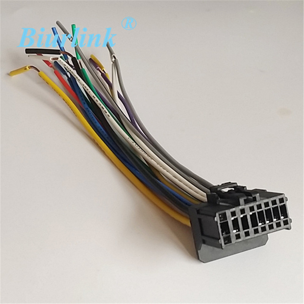 PIONEER DEH-P2600 WIRE WIRING HARNESS NEW B
