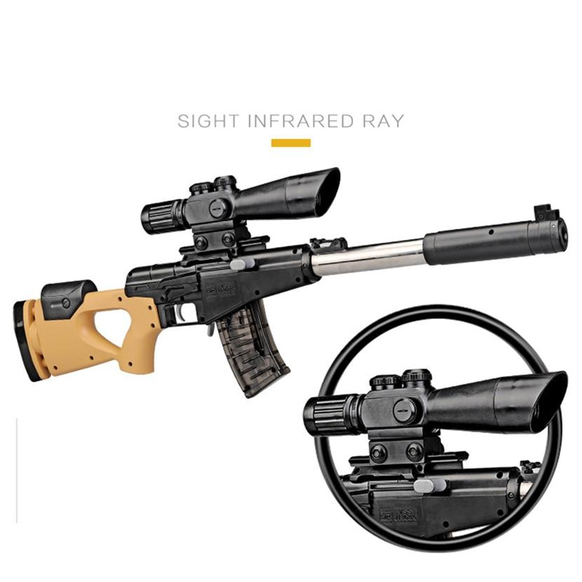 VSS chaude Jouet Fusils Pistolet Manuel Sniper Fusil Avec Orbeez D'eau Balles Fusils Jouets Pour Enfants Jouer À Des Jeux Silah Airsoft air Arma