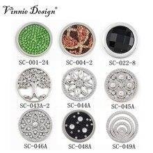 Vinnie design ювелирных изделий 25 мм посеребренные монета диск для мелкая монета держатель рамы кулон 9 шт./лот смешанных дизайн
