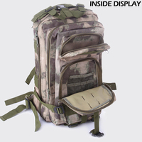 Outdoor Survival Tactical Backpack Camping Men S Military 1000D Nylon For Cycling Hiking Sports Climbing Bag