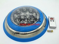9 1W High Power LED Swimming Pool Lamp 12V Pool Lamps Ip68 Waterproof RGB Free Shipping