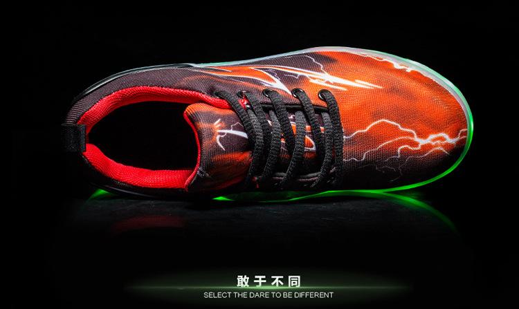 Led Sneakers Lightning 5