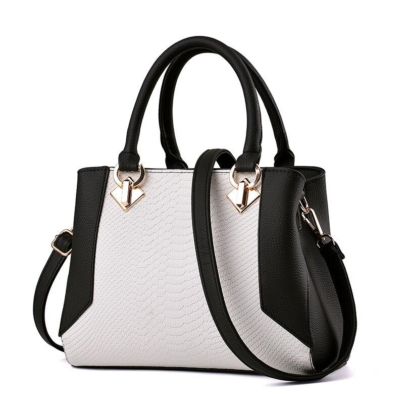 Nevenka Women Handbag PU Leather Bag Zipper Crossbody Bags Lady Bag High Quality Original Design Handbags Top-Handle Bags Tote10