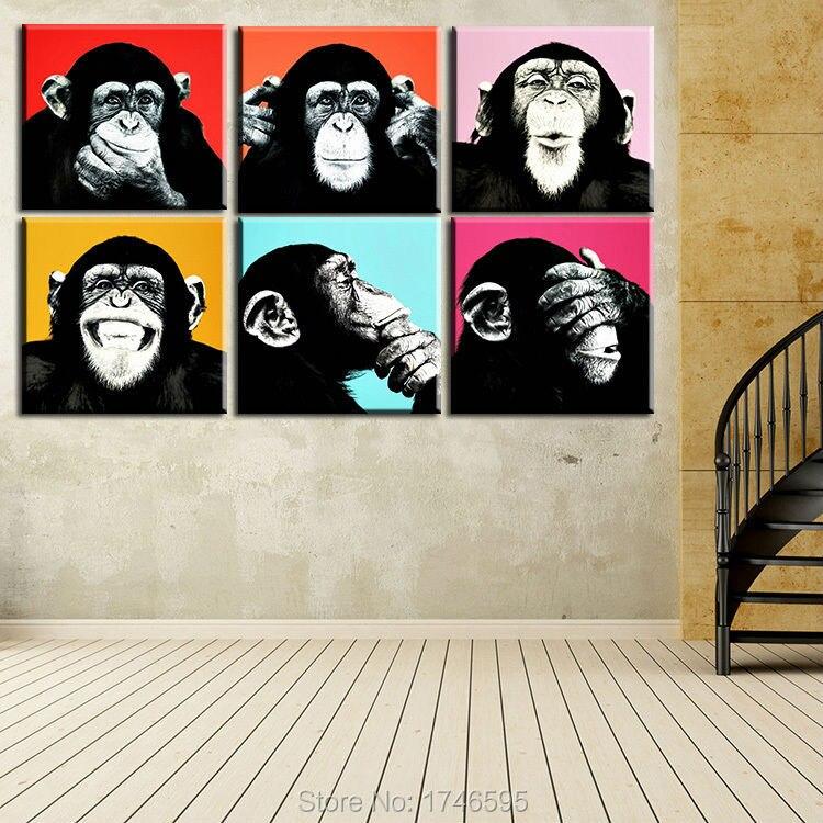 andy warhol monkey-2