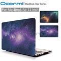 Новые Звезды Тонкий Жесткий чехол для Apple Macbook Air 11 дюймов ноутбук сумка для Macbook 11.6 чехол 2016 Новый для macbook air 11 случае