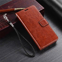 For Galaxy C5 Case leather,Luxury Flip Case with card slot and stand holder for coque samsung Galaxy c5000 Wallet capa fundas