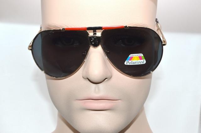 Custom Made MÍOPES MENOS PRESCRIÇÃO polarized óculos de sol Ponte Dupla Legal homens de ouro Grande quadro-1-1.5-2-2.5-3 a-6