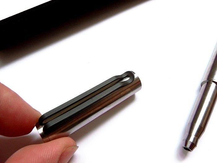 Tungsten Alloy Pen Tungsten Alloy Broken Window Tactical Pen EDC Defense Pen