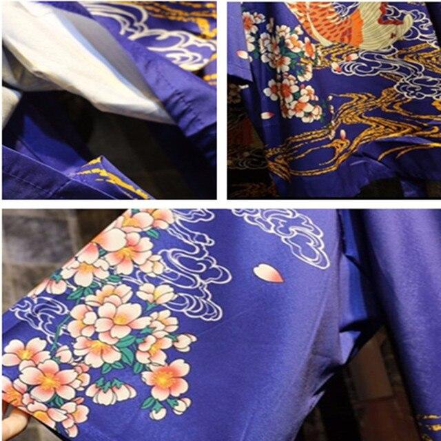 Top Fish Japanese Kimono 4
