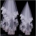2017 Ivory Bridal Veil Wedding Veils Bridal Accessories New Fashion Veils