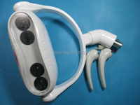 Зубные светодиод оральный свет светильник индукции для стоматологической Отбеливание зубов совместных Размер 22 мм
