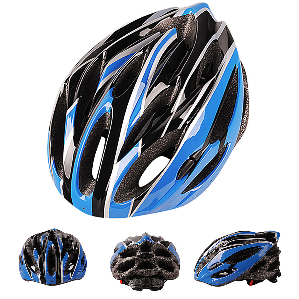 Cycling Helmet Mountain-Bike Carbon Ultra-Light Multicolor