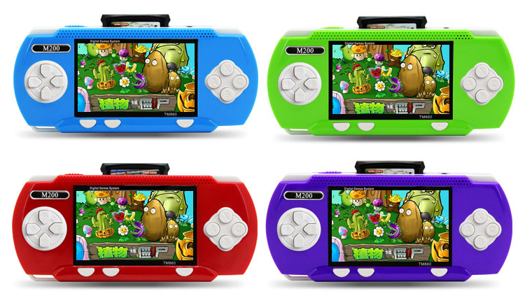 2016 New Handheld Game Consoles For Kids with Big Size 3.2″ Free Player 336 Games Contra, Super Mary,Metal Slug,Adventure Island