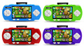 "2016 New Handheld Game Consoles For Kids with Big Size 3.2"" Free Player 336 Games Contra, Super Mary,Metal Slug,Adventure Island"