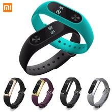 Xiao Mi mi Группа 2 Fit замена Смарт-ми Группа 2 Touchpad Экран сердечного ритма Мониторы шагомер браслет IP67 fitnesstracker